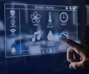Smart homes are already a reality