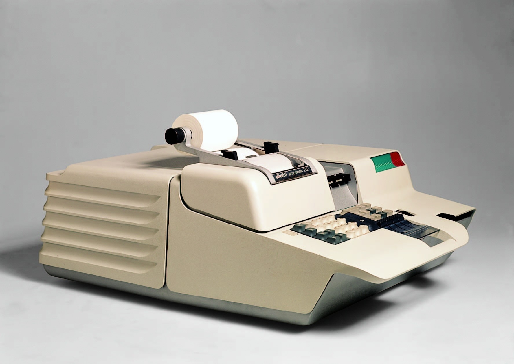 OLIVETTI: FROM THE P101 TO THE 3D-S2 PRINTER, 50 YEARS OF ITALIAN ...