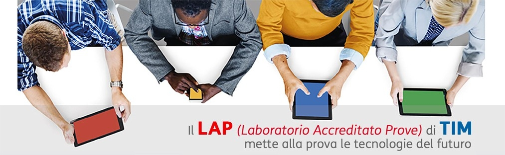 laboratorio accreditato prove